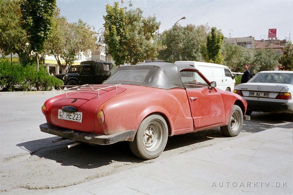 Turkey 2002 VW KIT (2)